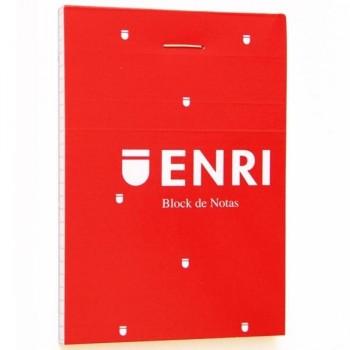 ENRI Bloc notas 80 hojas 4º 4mm