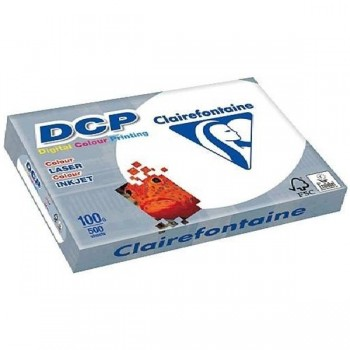 CLAIREFONTAINE Din A-4 100gr. 500 hojas