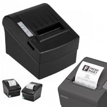 IMPRESORA TLM TERMICA RP-8220 USB+RS232+ETHERNET NEGRA