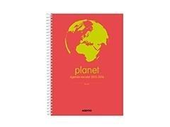 Agenda espiral primaria o secundaria planet 128pag semana vista A5