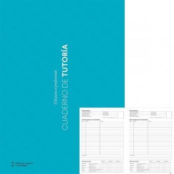Cuaderno tutoria con Funda Portadocumentos y calendario
