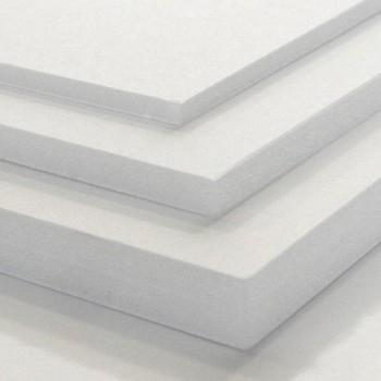 Lámina cartón Pluma classic  3Mm 29,7x42cm A3 blanco