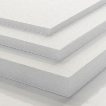 Lámina cartón Pluma classic  3Mm 50X70cm  blanco