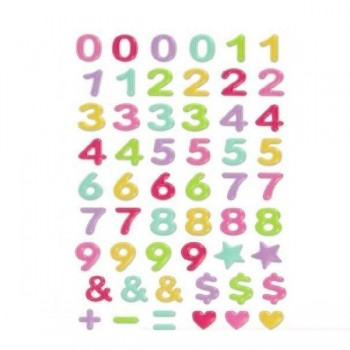 SMART Pack 27 númerosy signos imantados