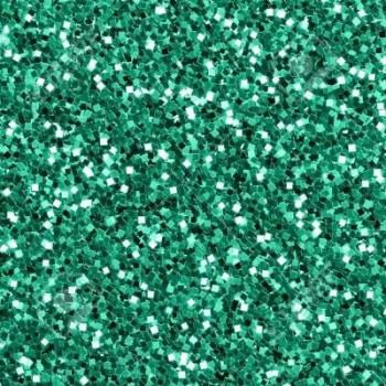 Bote 50 gr. purpurina con dosificador color verde