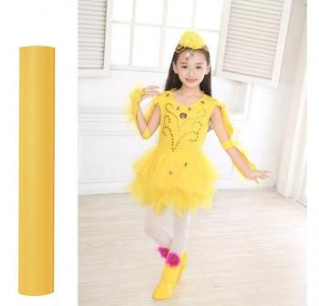 Material para disfraces Dressy Bond 0,8X25m amarillo