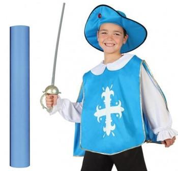Material para disfraces Dressy Bond 0,8X25m azul turquesa