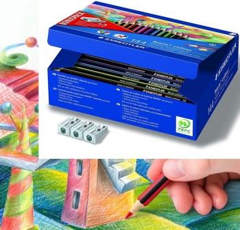 Caja sp 144 l pices de colores class Pack noris club colores surtidos