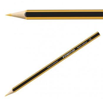 Caja 12 l pices de colores Staedtler noris club amarillo