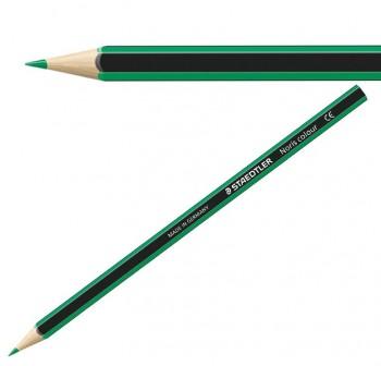 Caja  12 l pices de colores Staedtler noris club verde oscuro