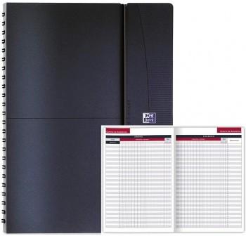 Cuaderno del profesor teacher's book pen to plan azul metalizado