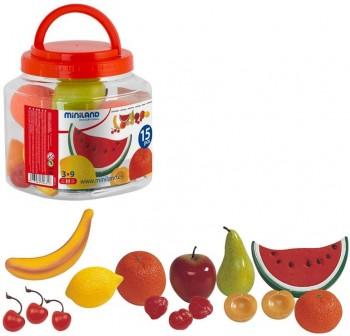 Bolsa de 15 pcs de frutas