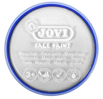 Jovi Estuche 5 botes maquillajeI Face Paint Jovi 20ml blanco