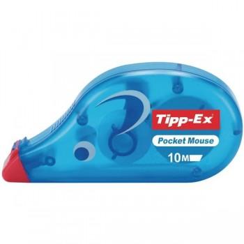 TIPP-EX Corrector pocket mouse 4,2mm-9mtos.