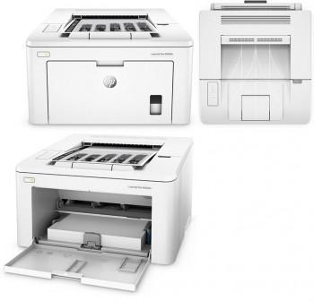 HP Impresora laser monocromo LaserJet Pro M203dn