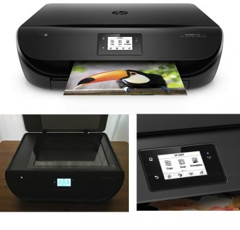 HP Multifuncion inkjet color ENVY 4522 wifi usb duplex