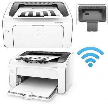 HP LaserJet Pro M12w B/N USB2.0 18PPM WiFi