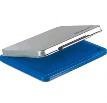 Tampón Sello manual 85x145mm azul