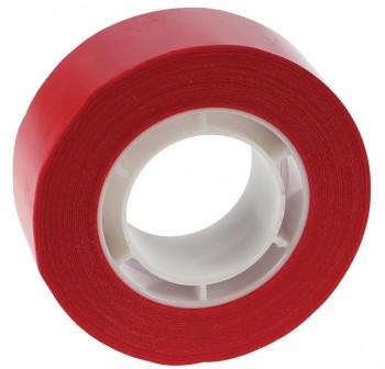 Rollo Cinta adhesiva APLI 19mmx33M rojo