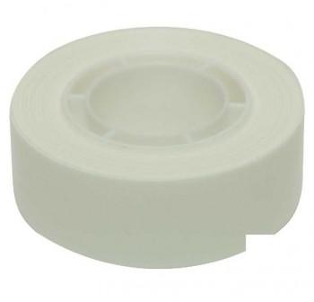 Rollo Cinta adhesiva APLI 19mmx33M blanco
