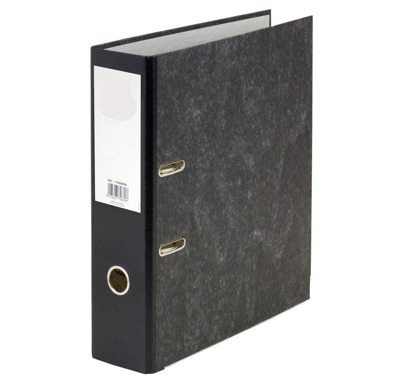 Archivador A-Z con rado Dequa folio jaspeado