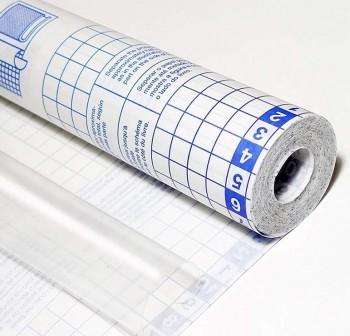 SADIPAL Bobina forralibro transparente 0,50x20mts 100mic