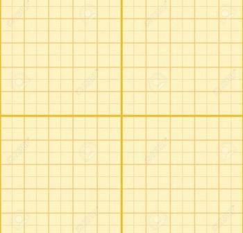 FABRIANO Block de 12hojas de papel milimetrado A4 80GR