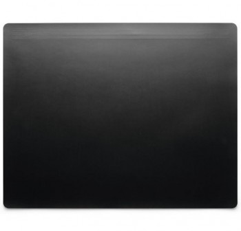 Vade Durable rematado con base antideslizante 65 x 52 cm negro