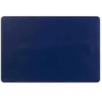 Vade Durable rematado con base antideslizante 65 x 52 cm azul oscuro