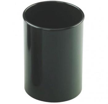 Cubilete plástico negro