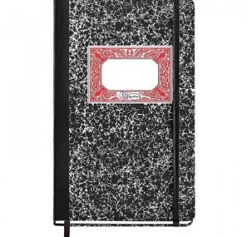 Cuaderno LogbookMr. Miquelrius 130x210mm. 100h. Jaspeado