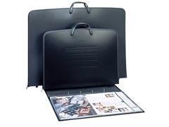 Maletín presentacion Multifin dos d532 cubierta pp gran calidad A2 730X530mm negro