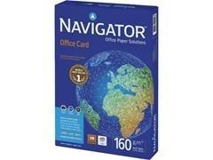 Pack 500h papel Navigator 160g A4