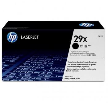 HP Toner laser C4129A/X negro original