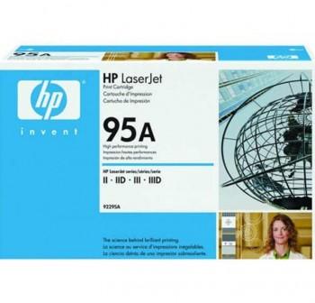 HP Toner laser 92295A negro original