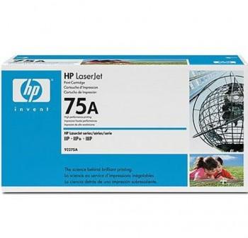 HP Toner laser 92275A negro original