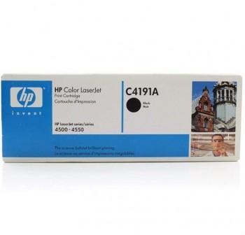 HP Toner laser C4191A negro original