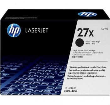 HP Toner laser C4127A/X negro original