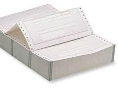 Pack 2499 recibos em continuo original 240mmx12 3recibos por hoja 833h