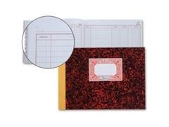 Cuaderno cartóne contabilidad 4º 100h cuentas corrientes