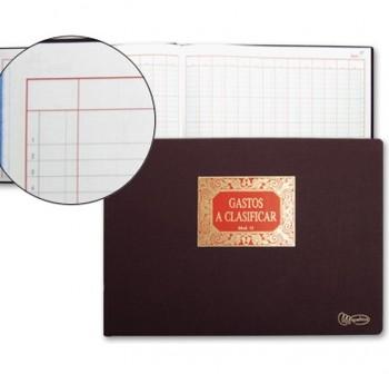 Libro forrado tela mod 11 22 columnas folio 100h