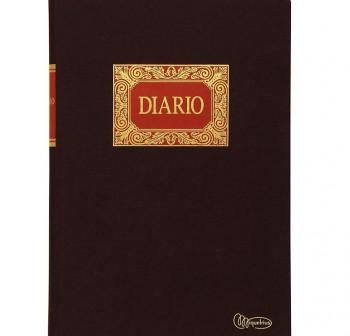 DOHE Libro cont. diario americano folio natural 100h