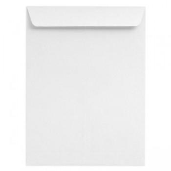 Caja 100 bolsas offset blanco envío radiografía 370x450mm 100grs