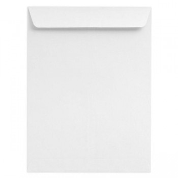 Bolsa kraft armado blanco folio prolongado 260x360mm 120grs