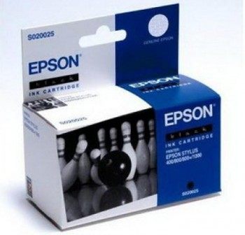 EPSON Cartucho inkjet SO20025 negro original