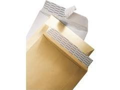 Caja 250 Bolsas folio 250X353Mm kraft verjurado