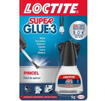 Bote pegamento loctite super glue 3 power control gel