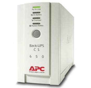 APC SAI back UPS CS400 VA BE 400 SP