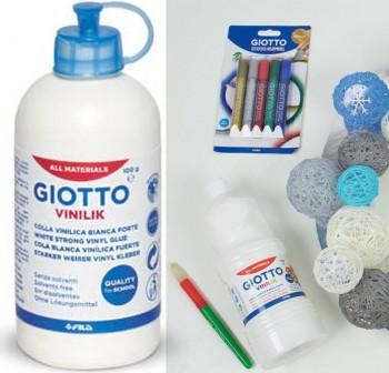 Giotto Cola blanca Vinilik 100g