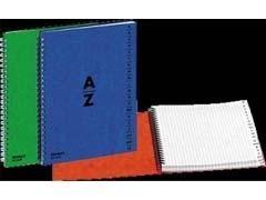 SENFORT Libro indice A/Z cuarto